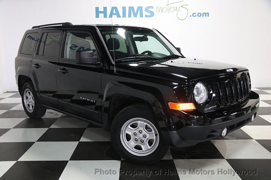 Jeep Dealer Miami >> 2013 Used Jeep Patriot FWD 4dr Sport at Haims Motors ...