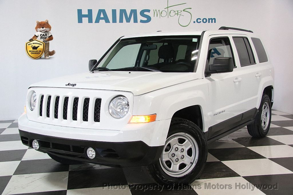 2013 Jeep Patriot FWD 4dr Sport - 17324863 - 0