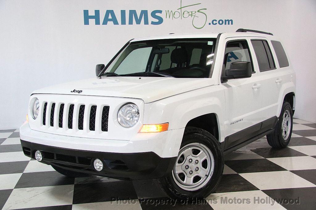 2013 Jeep Patriot FWD 4dr Sport   17324863   1