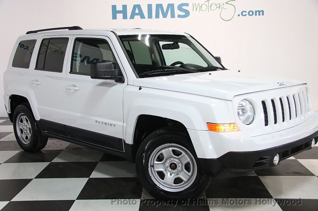 2013 Jeep Patriot FWD 4dr Sport - 17324863 - 3