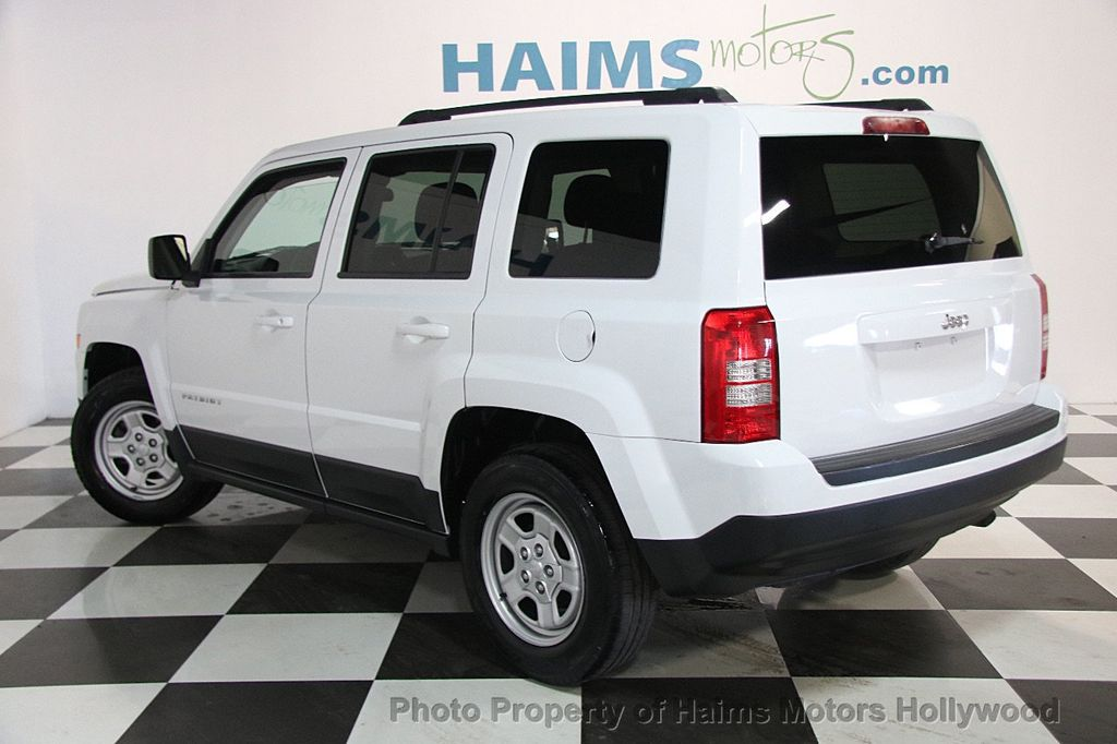2013 Jeep Patriot FWD 4dr Sport - 17324863 - 4