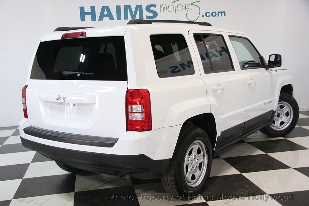 2013 Used Jeep Patriot FWD 4dr Sport at Haims Motors Serving Fort Lauderdale, Hollywood, Miami ...