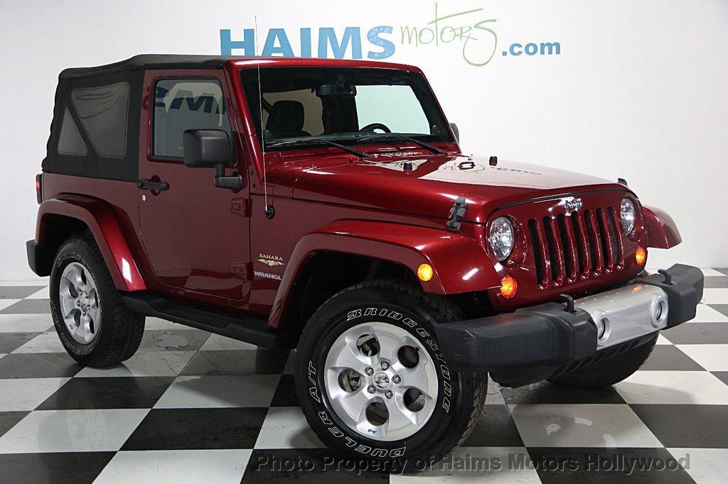 2013 used jeep wrangler 4wd 2dr sahara at haims motors. Black Bedroom Furniture Sets. Home Design Ideas