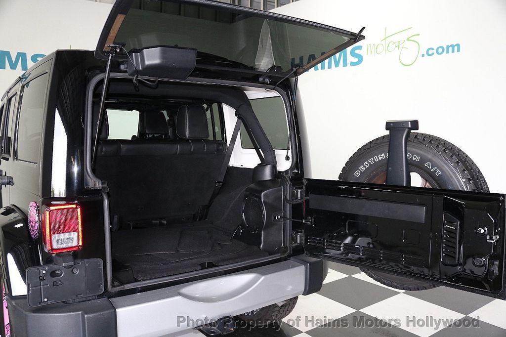 2013 Jeep Wrangler Unlimited 4WD 4dr Sahara - 17789598 - 20