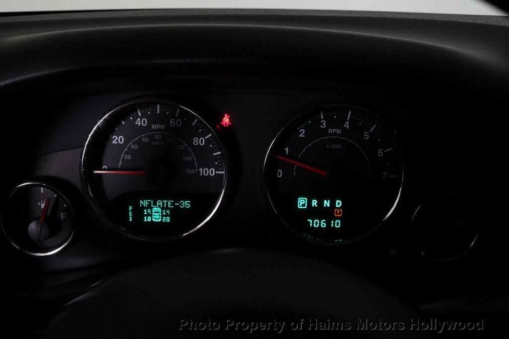 2013 Jeep Wrangler Unlimited 4WD 4dr Sahara - 17789598 - 42