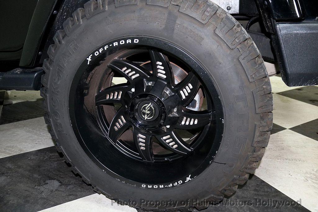 2013 Jeep Wrangler Unlimited 4WD 4dr Sahara - 17789598 - 46