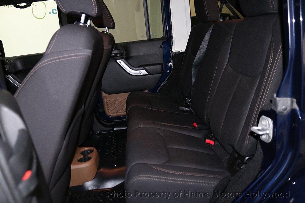 2013 Jeep Wrangler Unlimited 4WD 4dr Sahara - 18575378 - 25
