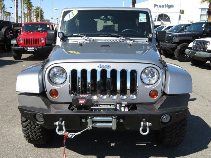 2013 Jeep Wrangler Unlimited 4WD 4dr Sahara - 17396055 - 1