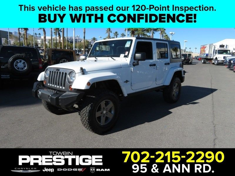 2013 Jeep Wrangler Unlimited 4WD 4dr Sport - 17253738 - 0