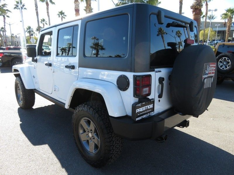 2013 Jeep Wrangler Unlimited 4WD 4dr Sport - 17253738 - 9