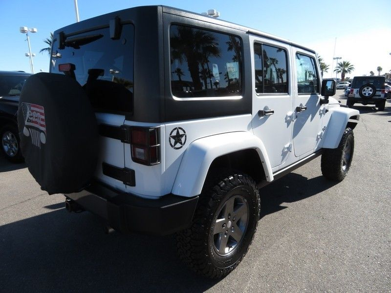 2013 Jeep Wrangler Unlimited 4WD 4dr Sport - 17253738 - 11