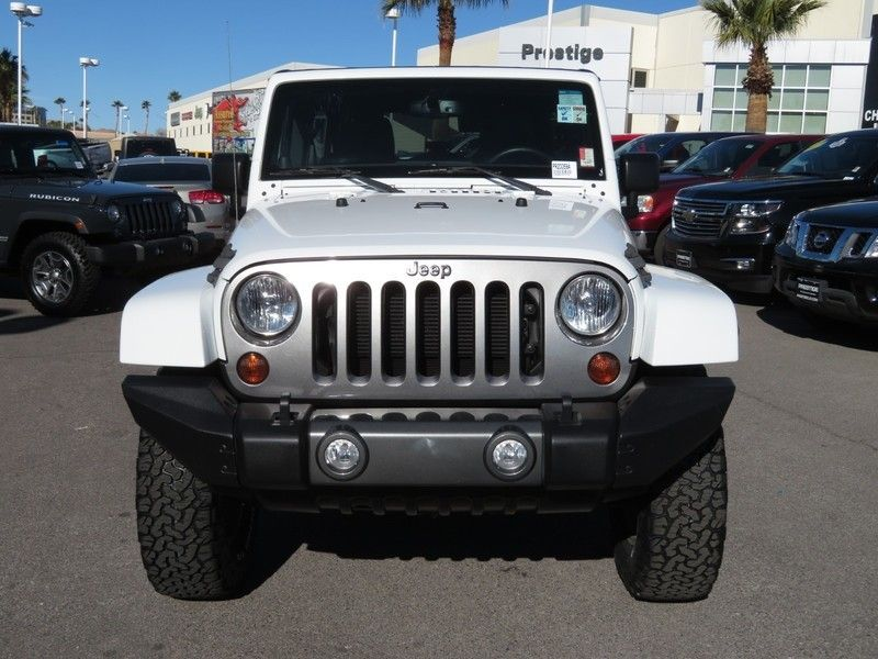 2013 Jeep Wrangler Unlimited 4WD 4dr Sport - 17253738 - 1