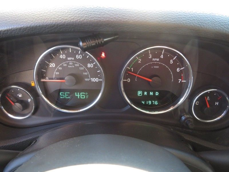 2013 Jeep Wrangler Unlimited 4WD 4dr Sport - 17253738 - 20