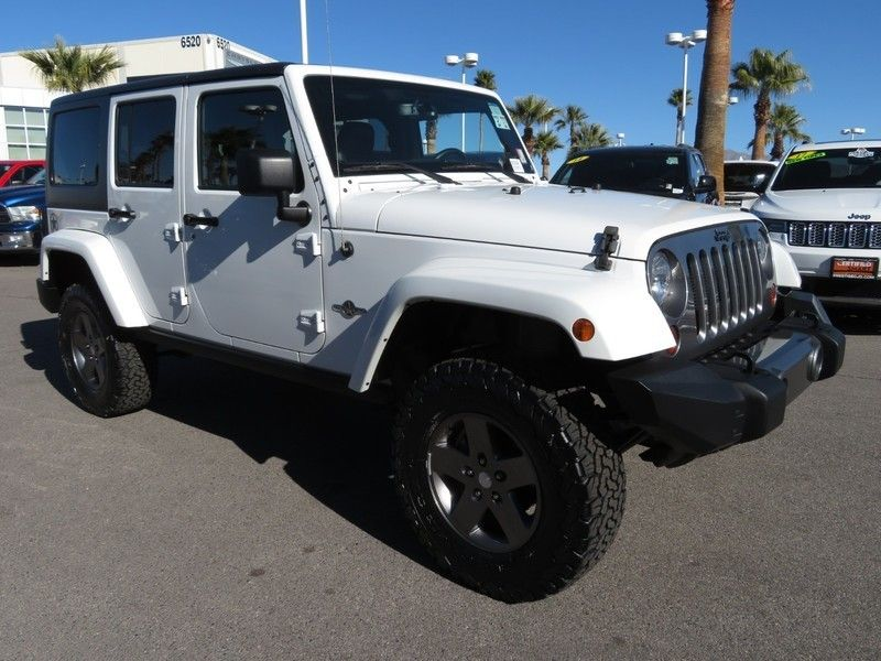 2013 Jeep Wrangler Unlimited 4WD 4dr Sport - 17253738 - 2