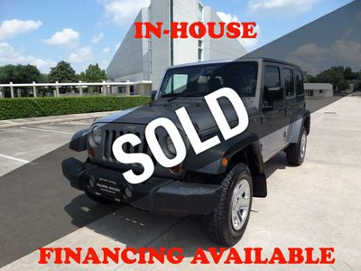 2013 Jeep Wrangler Unlimited 4WD 4dr Sport RHD - Click to see full-size photo viewer