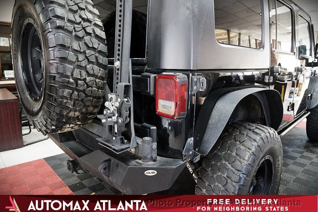 2013 Jeep Wrangler Unlimited SPORT  - 17668382 - 10