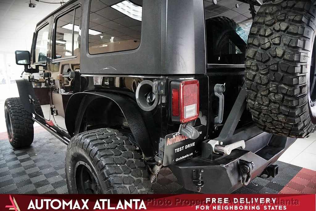 2013 Jeep Wrangler Unlimited SPORT  - 17668382 - 11