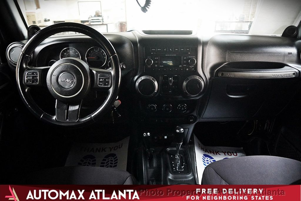 2013 Jeep Wrangler Unlimited SPORT  - 17668382 - 12