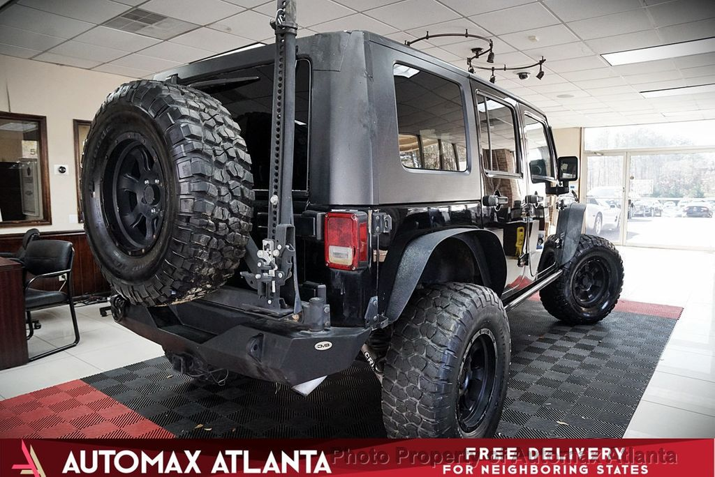 2013 Jeep Wrangler Unlimited SPORT  - 17668382 - 1