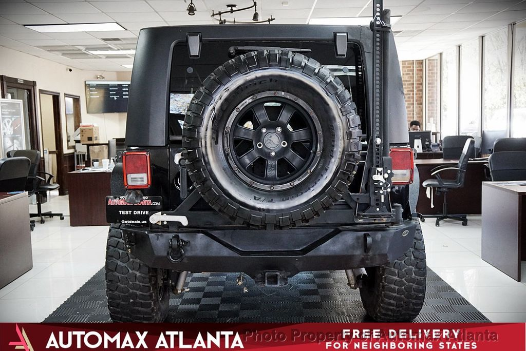 2013 Jeep Wrangler Unlimited SPORT  - 17668382 - 5
