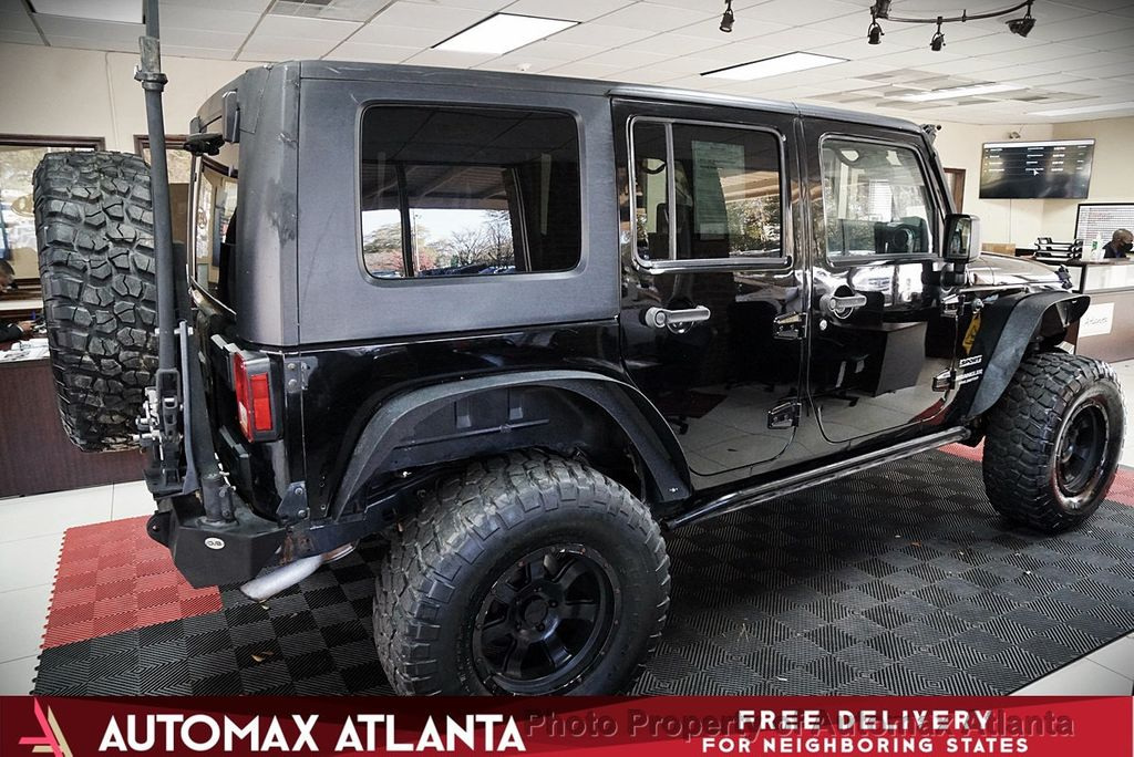 2013 Jeep Wrangler Unlimited SPORT  - 17668382 - 6