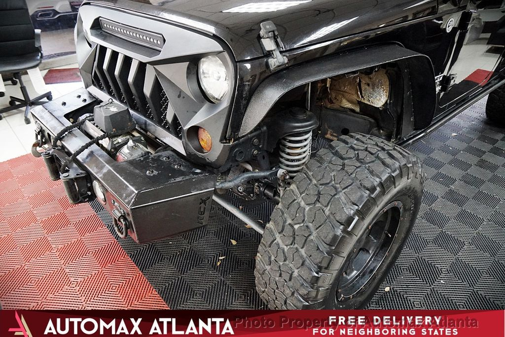 2013 Jeep Wrangler Unlimited SPORT  - 17668382 - 8