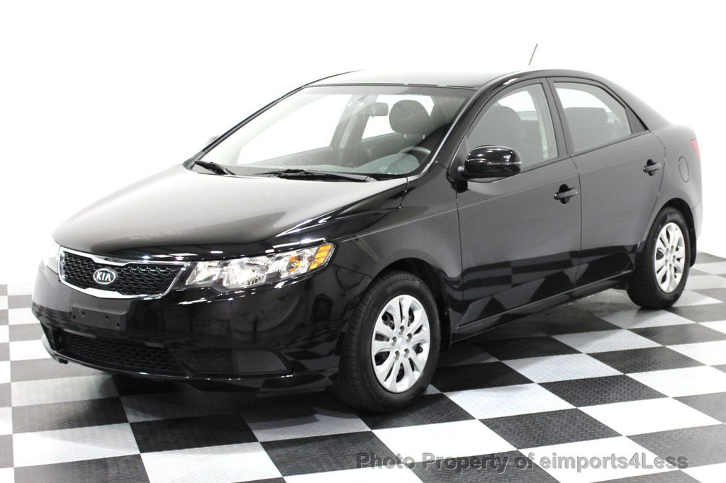 2013 used kia forte certified kia forte ex sedan at. Black Bedroom Furniture Sets. Home Design Ideas