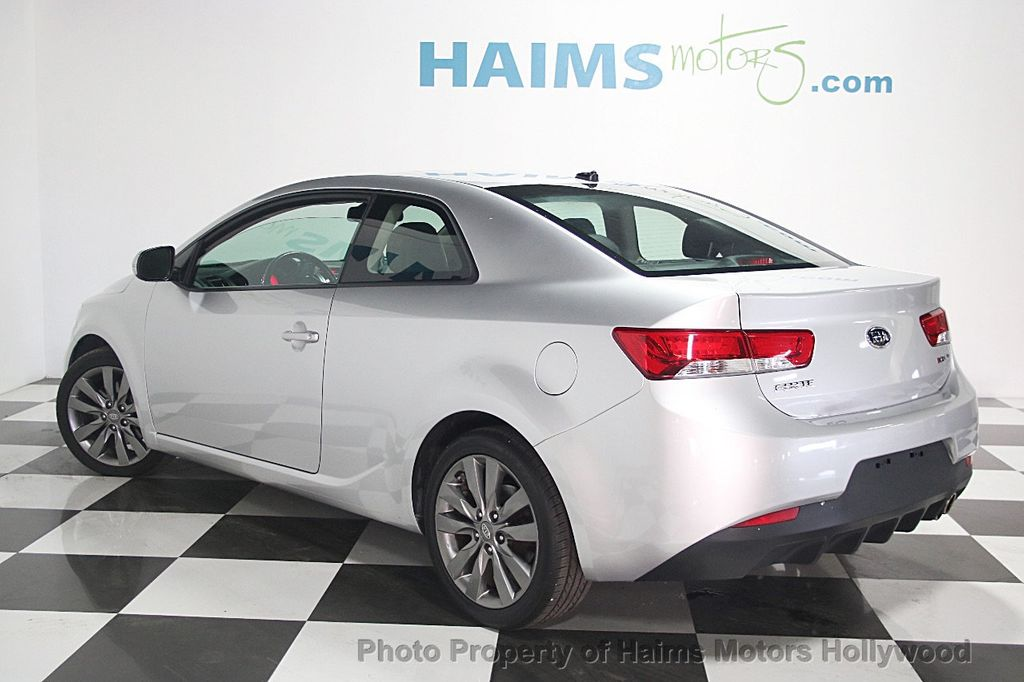 2013 used kia forte koup sx at haims motors serving fort. Black Bedroom Furniture Sets. Home Design Ideas