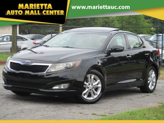 2013 Kia Optima 4dr Sedan EX