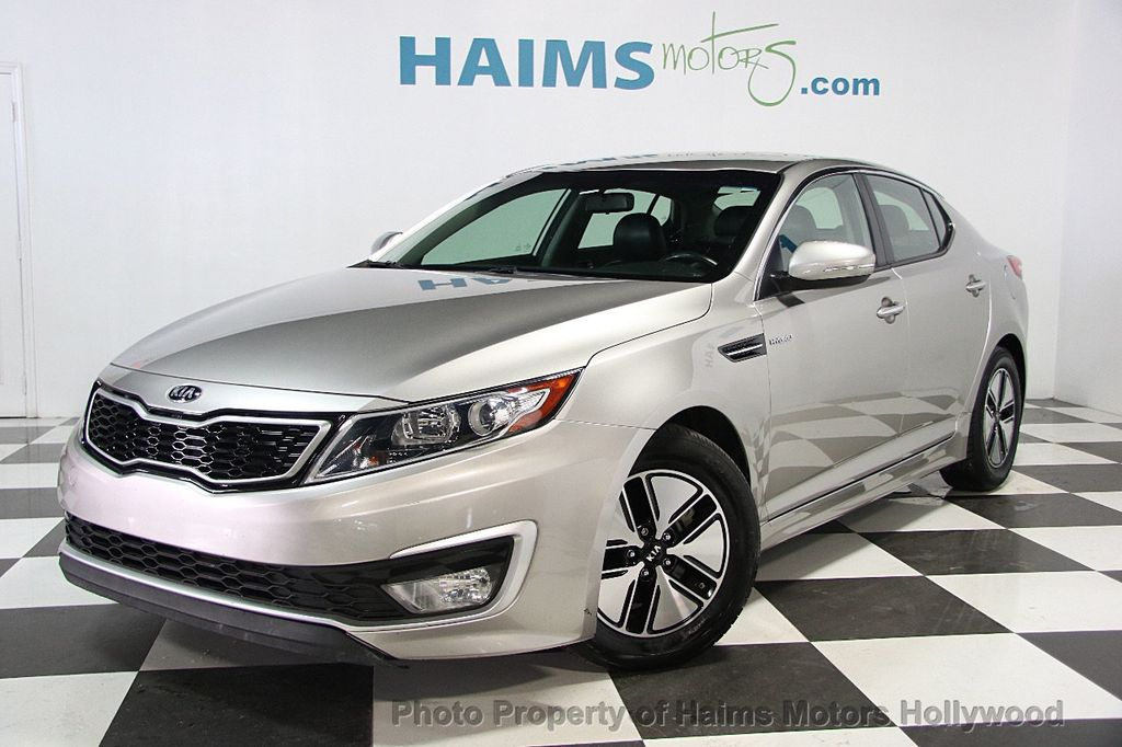 2013 used kia optima hybrid at haims motors hollywood serving fort lauderdale hollywood. Black Bedroom Furniture Sets. Home Design Ideas