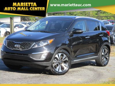 2013 Kia Sportage 2WD 4dr SX - Click to see full-size photo viewer