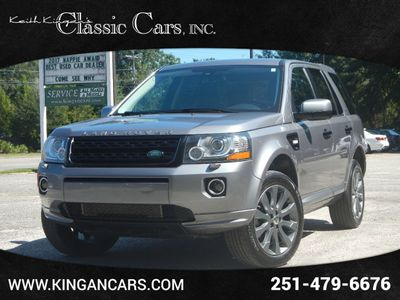 2013 Land Rover LR2 AWD HSE LUX w/NAVIGATION SUV