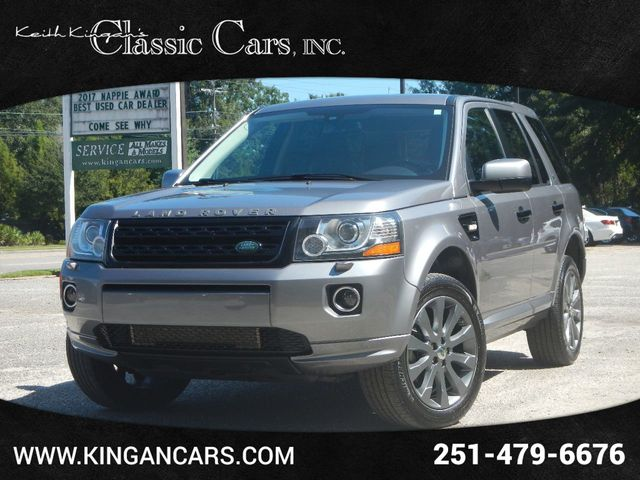 2013 Land Rover LR2 AWD HSE LUX w/NAVIGATION