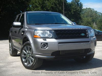 2013 Land Rover LR2 AWD HSE LUX w/NAVIGATION - Click to see full-size photo viewer