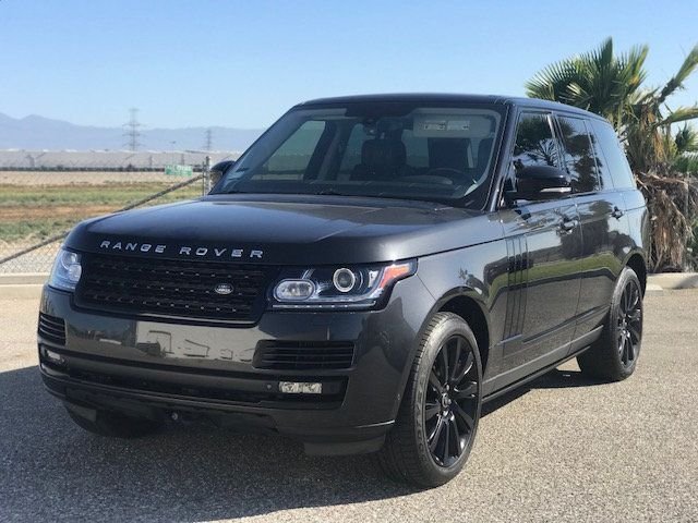 2013 Land Rover Range Rover 4WD 4dr SC - Click to see full-size photo viewer