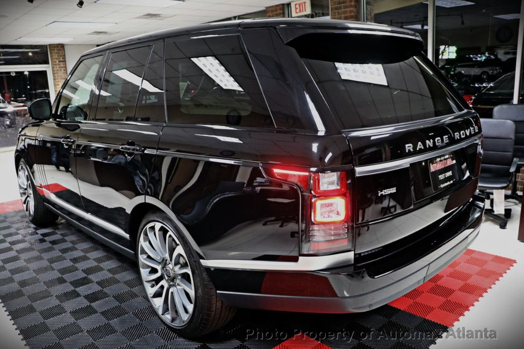 2013 Land Rover Range Rover NAVIGATION AND BACK UP CAMERA  - 18311761 - 9