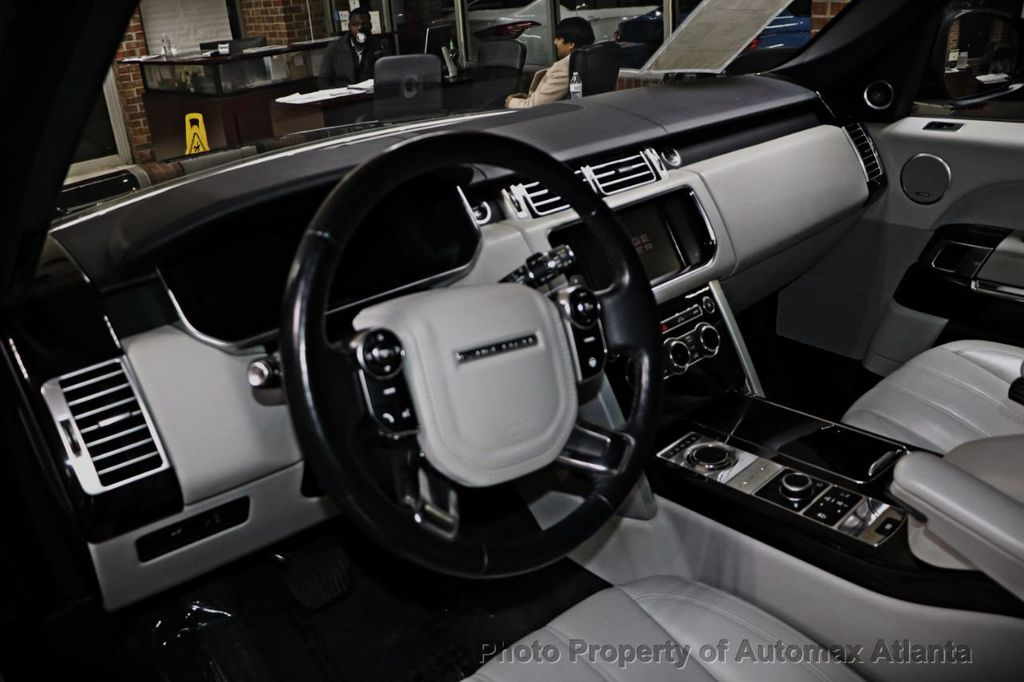 2013 Land Rover Range Rover NAVIGATION AND BACK UP CAMERA  - 18311761 - 15