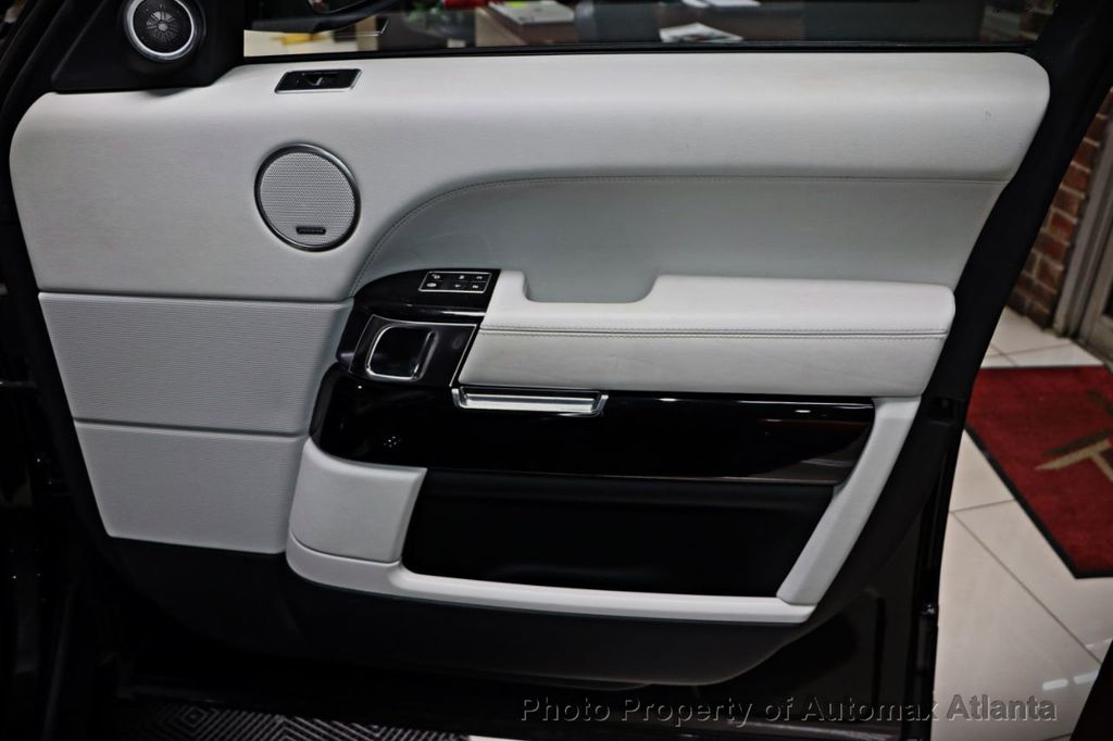 2013 Land Rover Range Rover NAVIGATION AND BACK UP CAMERA  - 18311761 - 37