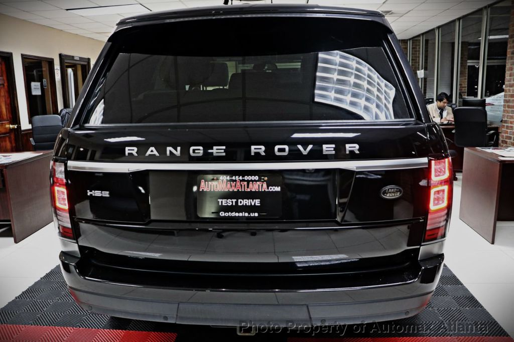 2013 Land Rover Range Rover NAVIGATION AND BACK UP CAMERA  - 18311761 - 44