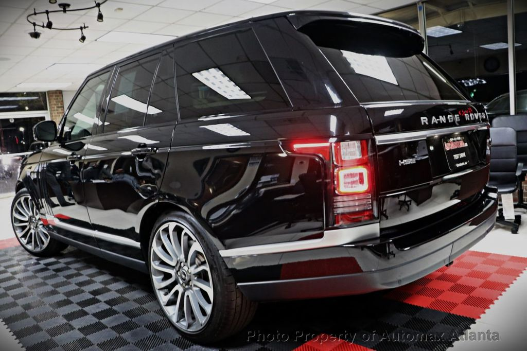 2013 Land Rover Range Rover NAVIGATION AND BACK UP CAMERA  - 18311761 - 4