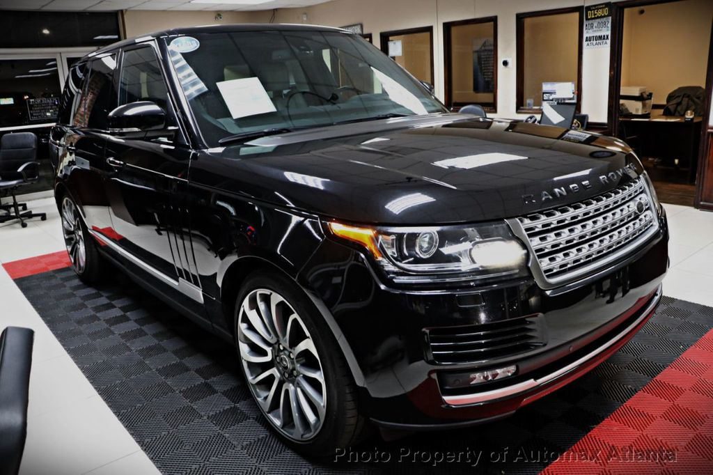 2013 Land Rover Range Rover NAVIGATION AND BACK UP CAMERA  - 18311761 - 6