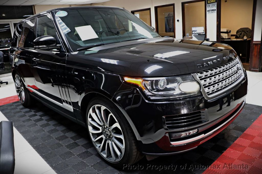 2013 Land Rover Range Rover NAVIGATION AND BACK UP CAMERA  - 18311761 - 8