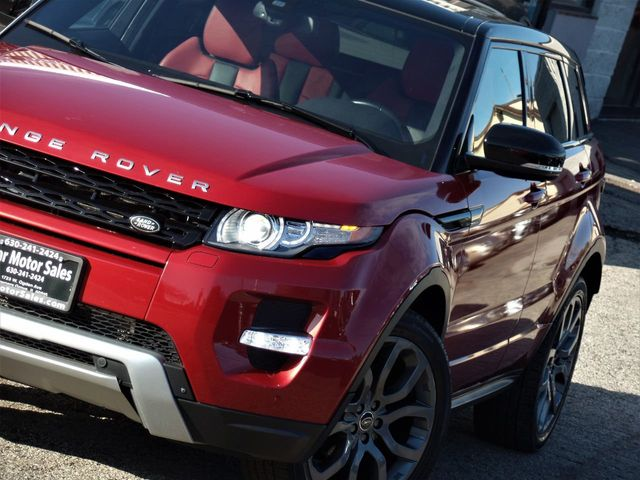 2013 Land Rover Range Rover Evoque 5dr Hatchback Dynamic Premium - Click to see full-size photo viewer