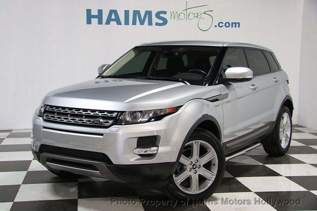 2013 used land rover range rover evoque pure plus at haims motors serving fort lauderdale. Black Bedroom Furniture Sets. Home Design Ideas