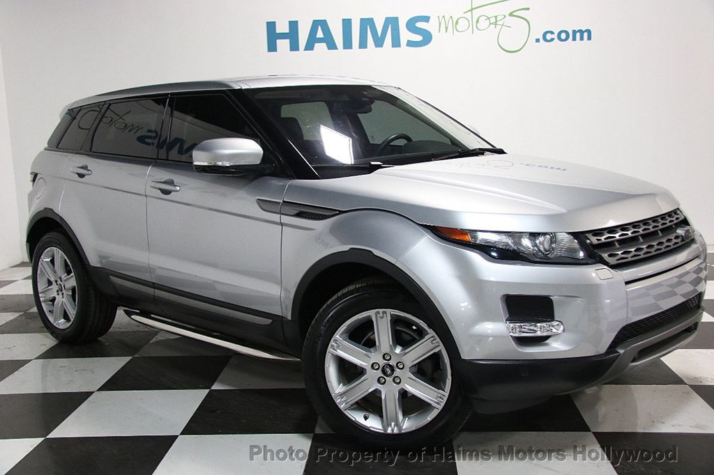 2013 used land rover range rover evoque pure plus at haims motors ft lauderdale serving. Black Bedroom Furniture Sets. Home Design Ideas