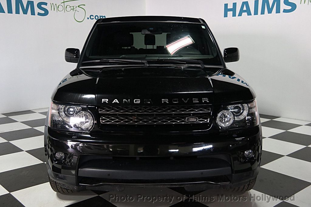 2013 Land Rover Range Rover Sport 4WD 4dr HSE - 15522420 - 1