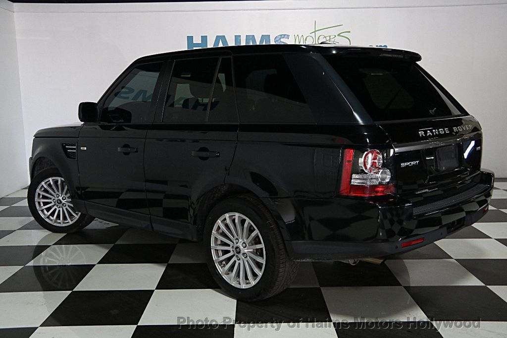 2013 Land Rover Range Rover Sport 4WD 4dr HSE - 15522420 - 3