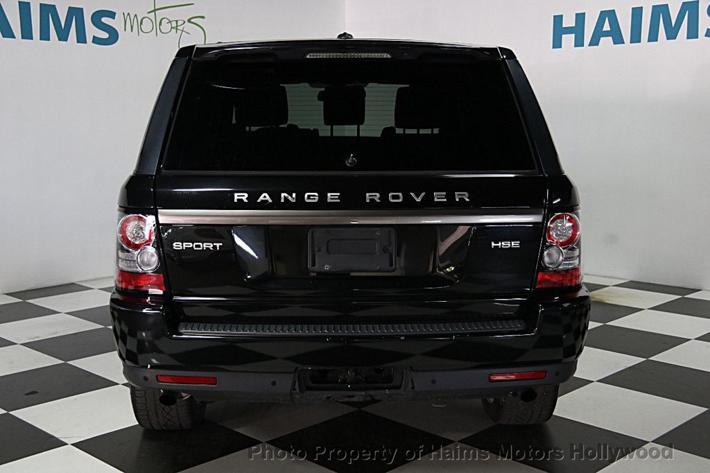 2013 Land Rover Range Rover Sport 4WD 4dr HSE - 15522420 - 4