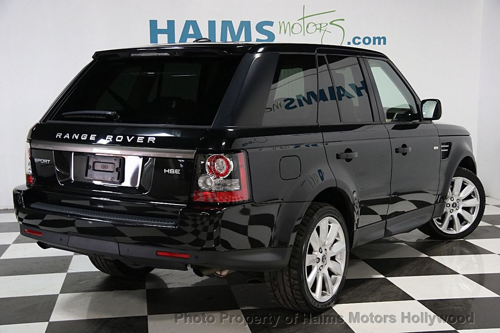 2013 Used Land Rover Range Rover Sport 4WD 4dr HSE at Haims Motors