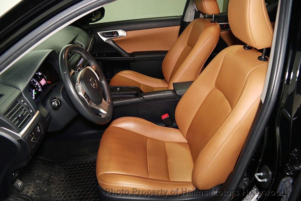 2013 Lexus CT 200h 5dr Sedan Hybrid   15881743   16
